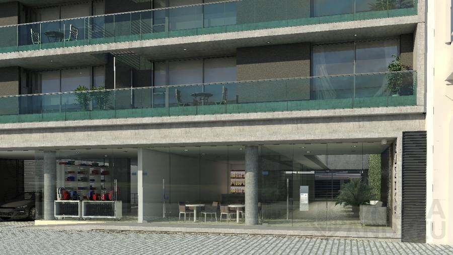 Foto Edificio en Centro Sur Av. Pellegrini 1500 número 3
