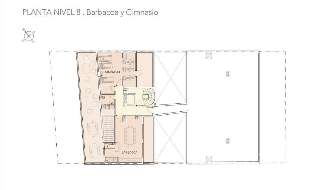 Foto Edificio en La Blanqueada 8 de Octubre y Jaime Cibils número 5