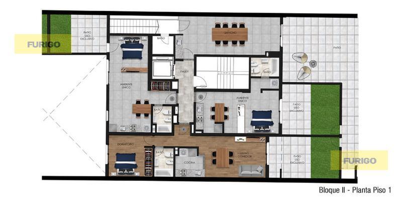 Foto Edificio en Martin 3 de febrero 450  número 6