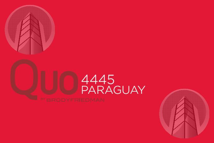 Foto EMPRENDIMIENTO - Edificio en  en  Capital Federal , Argentina  Quo Paraguay 4445