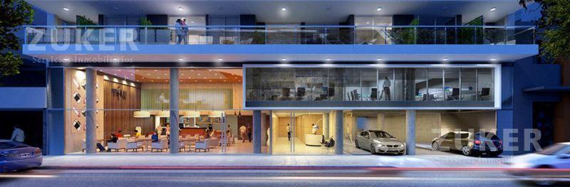 Foto Edificio en Belgrano Moldes 2050 número 7