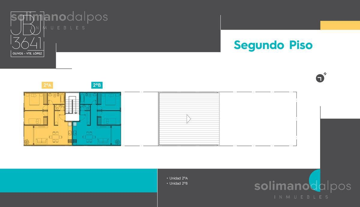 Foto Edificio en Olivos-Maipu/Uzal Juan B Justo 3641 número 9