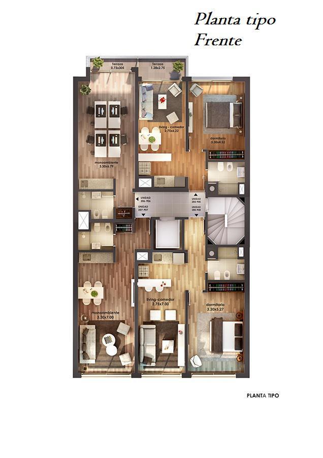 Foto Edificio en Pocitos Aprox 26 y Osorio numero 8