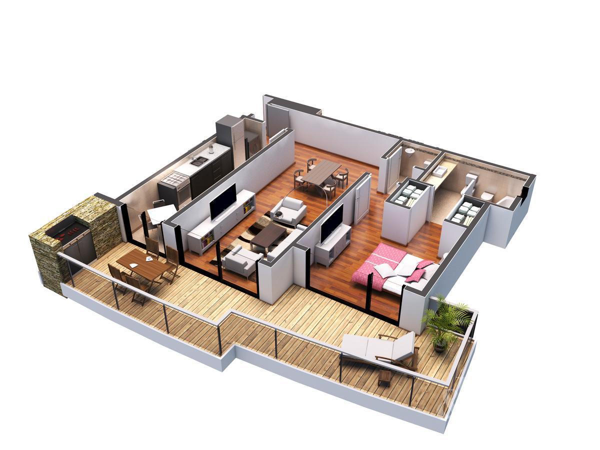 Foto Edificio en Canning (Ezeiza) Formosa 500 número 4