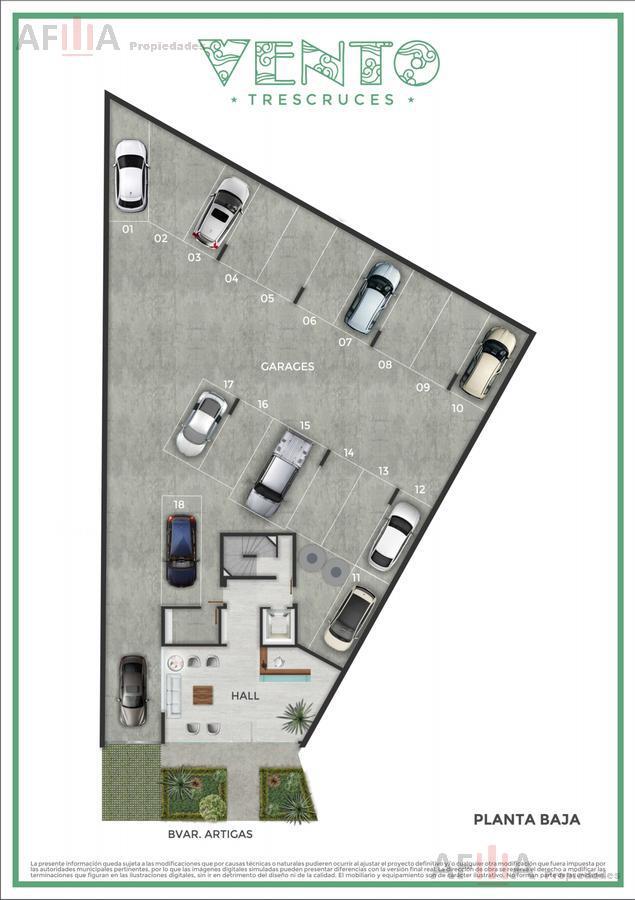 Foto Edificio en Tres Cruces Bvar. Artigas 2100 número 7