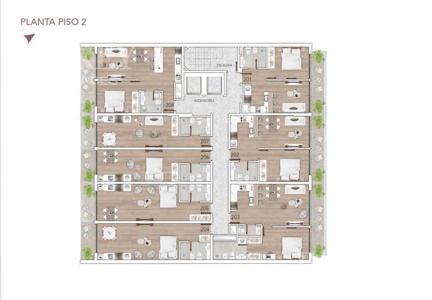 Foto Edificio en Punta Carretas Bv.Artigas y Solano Garcia Próximo número 13