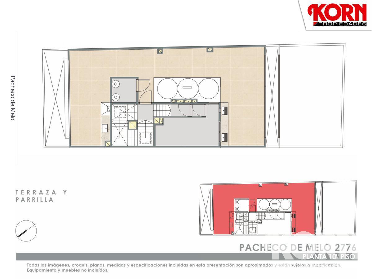Foto Edificio en Recoleta Pacheco de Melo al 2700 numero 7