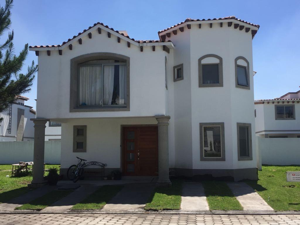 FotoCasa en condominio en Venta |  en  San Miguel Totocuitlapilco,  Metepec  San Miguel Totocuitlapilco