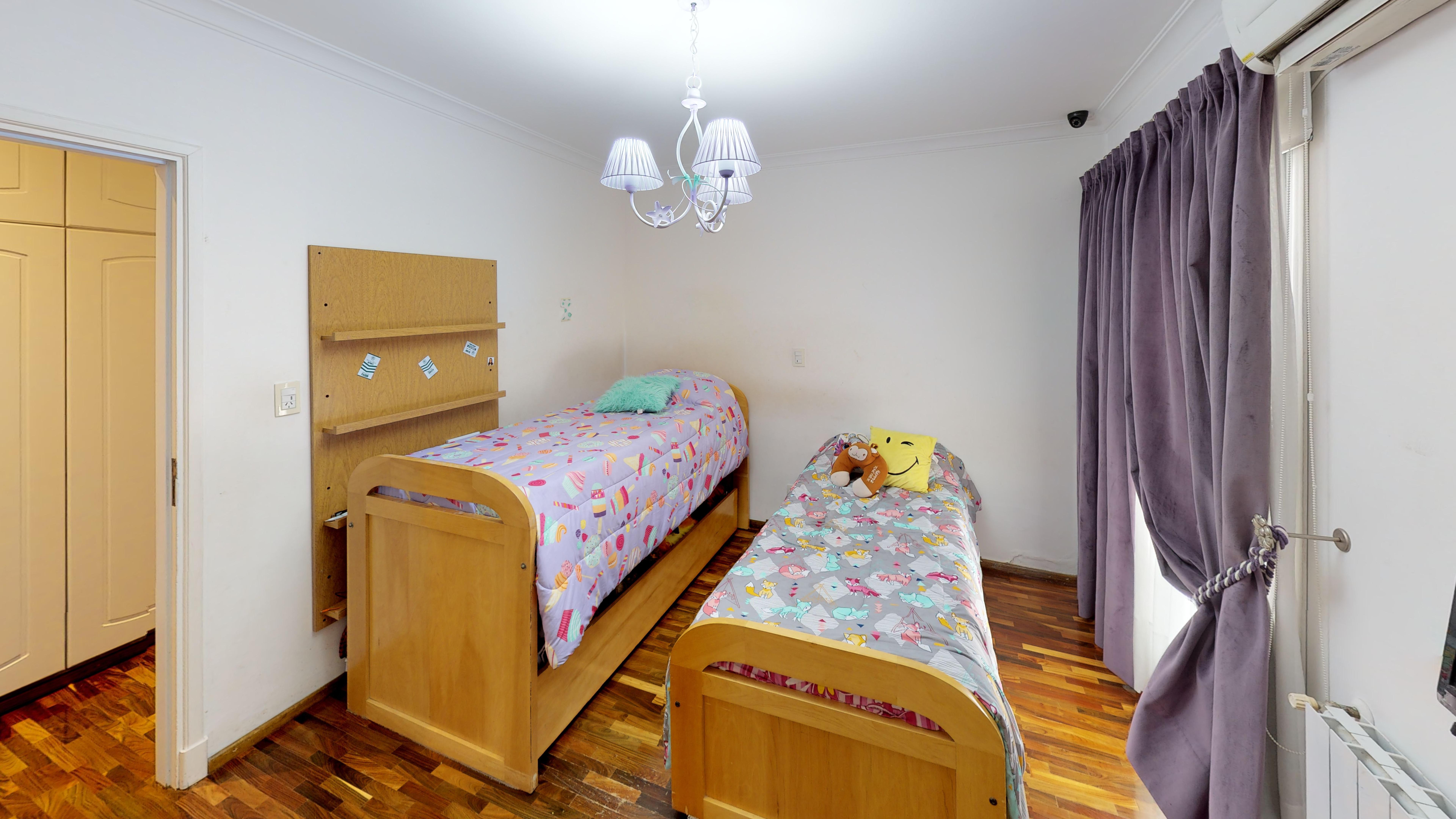 Dormitorio 1 Balcon contrafrente