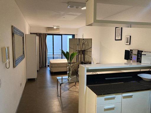 FotoDepartamento en Alquiler temporario |  en  Las Cañitas,  Palermo  Avda Chenaut y Luis Maria Campos