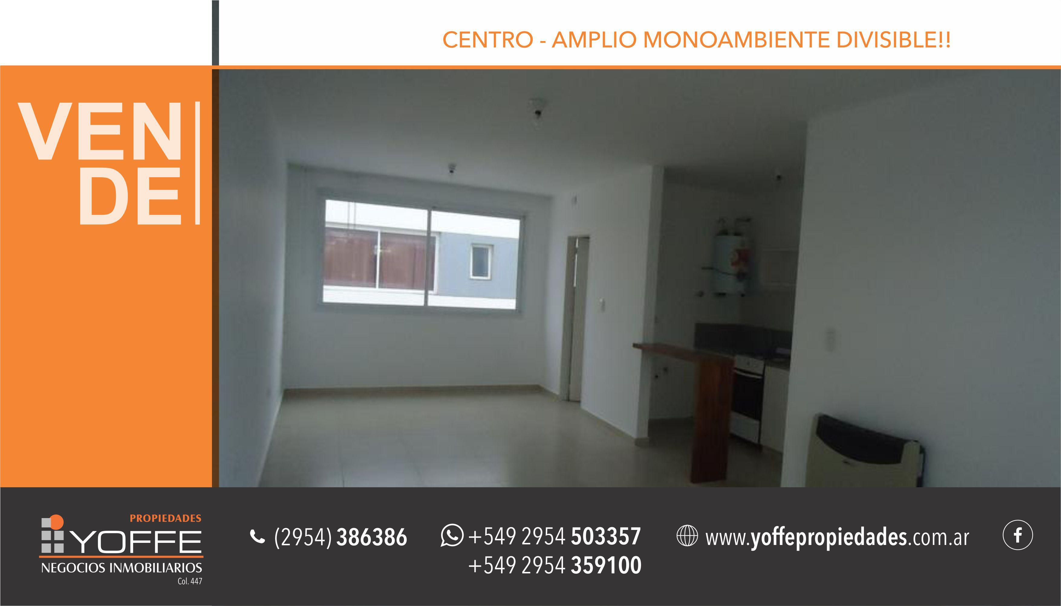 FotoDepartamento en Venta |  en  Centro,  Santa Rosa  Ayala al 100