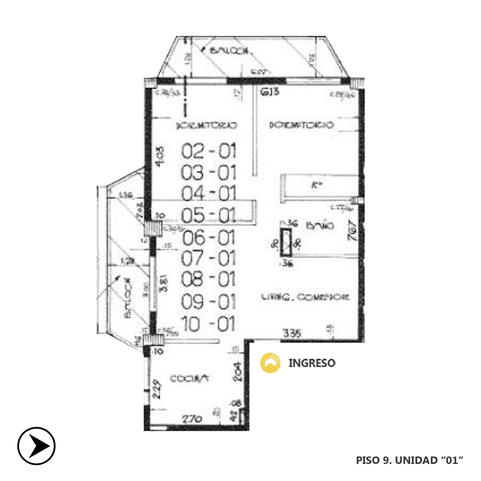 Venta departamento 2 dormitorios Rosario, Centro. Cod CAP2027338. Crestale Propiedades