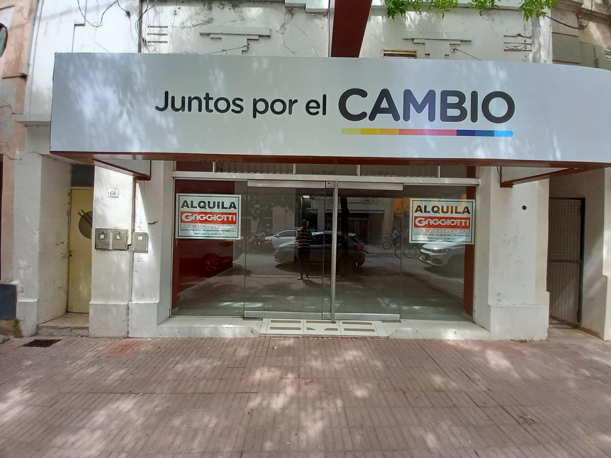 Sarmiento 156 - Gaggiotti Inmobiliaria cuenta con más de 50 años desde que se inicio en el negocio de los servicios inmobiliarios.
