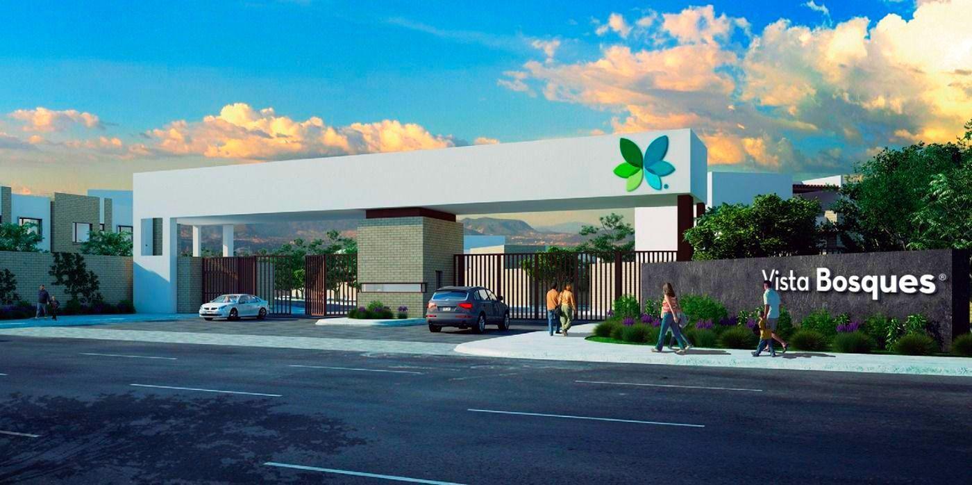 FotoCasa en condominio en Venta |  en  Ocoyoacac ,  Edo. de México  Casa en Venta,  Modelo Roble Fracc. Vista Bosques Lerma