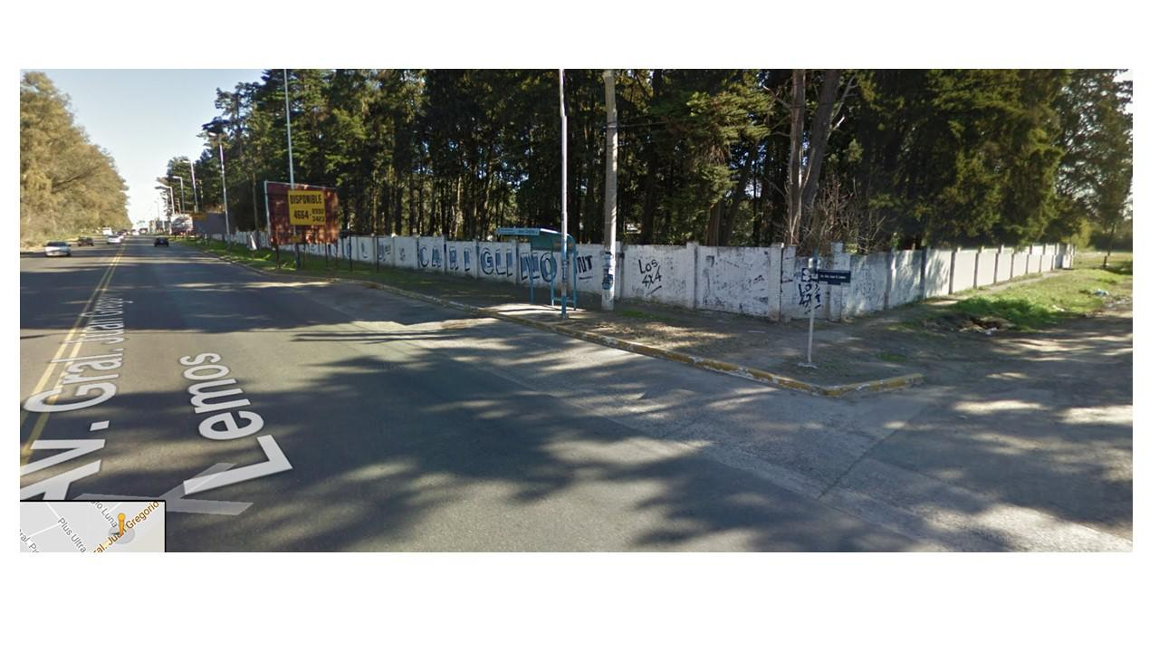 Foto Terreno en Venta    en  Ingeniero Adolfo Sourdeaux,  Malvinas Argentinas  Av. Gral. Juan Gregorio Lemos al 5300