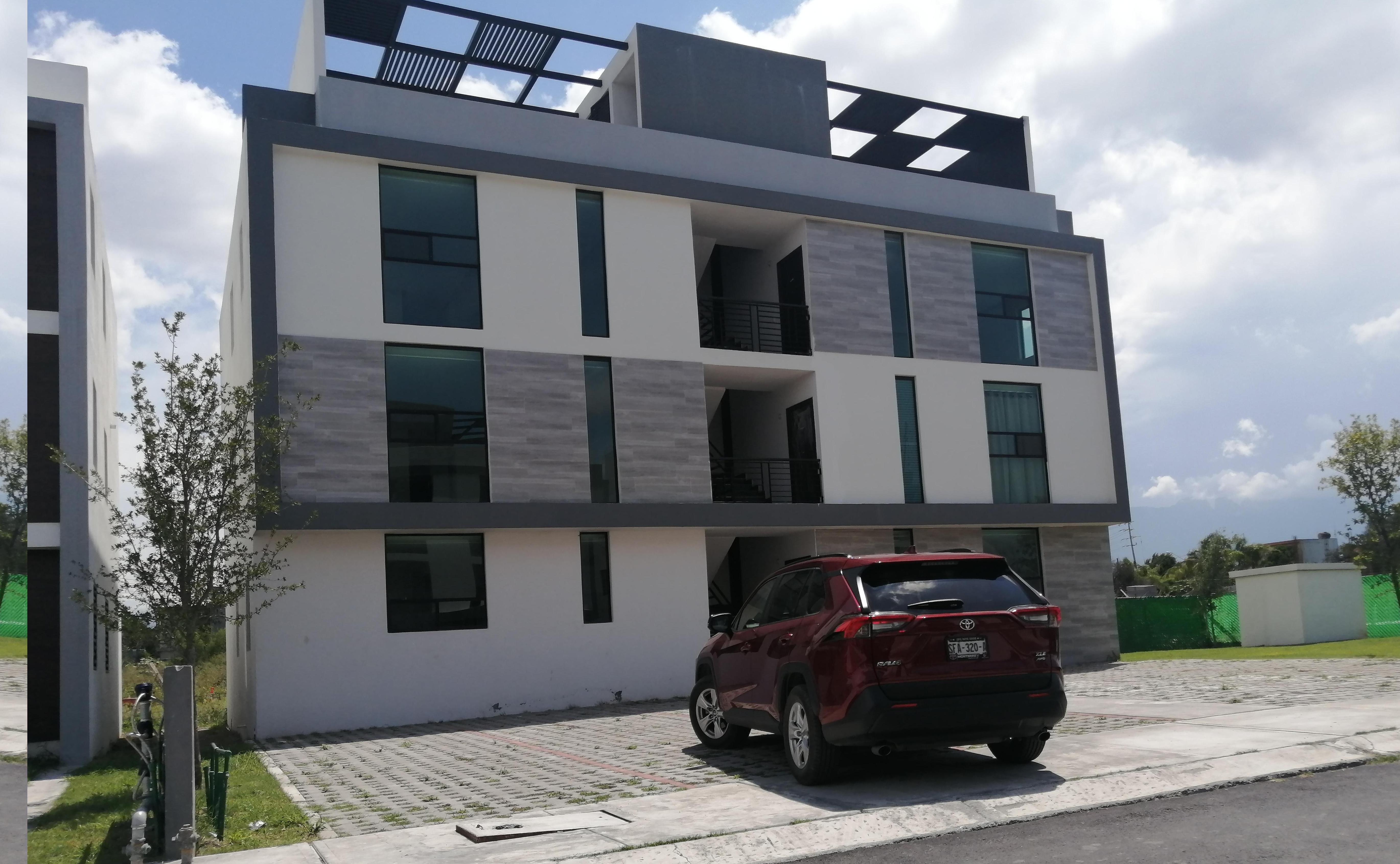 FotoDepartamento en Renta    en  Los Fresnos,  Monterrey  Departamento nuevo, sobre Constituyentes de NL. A estrenar.