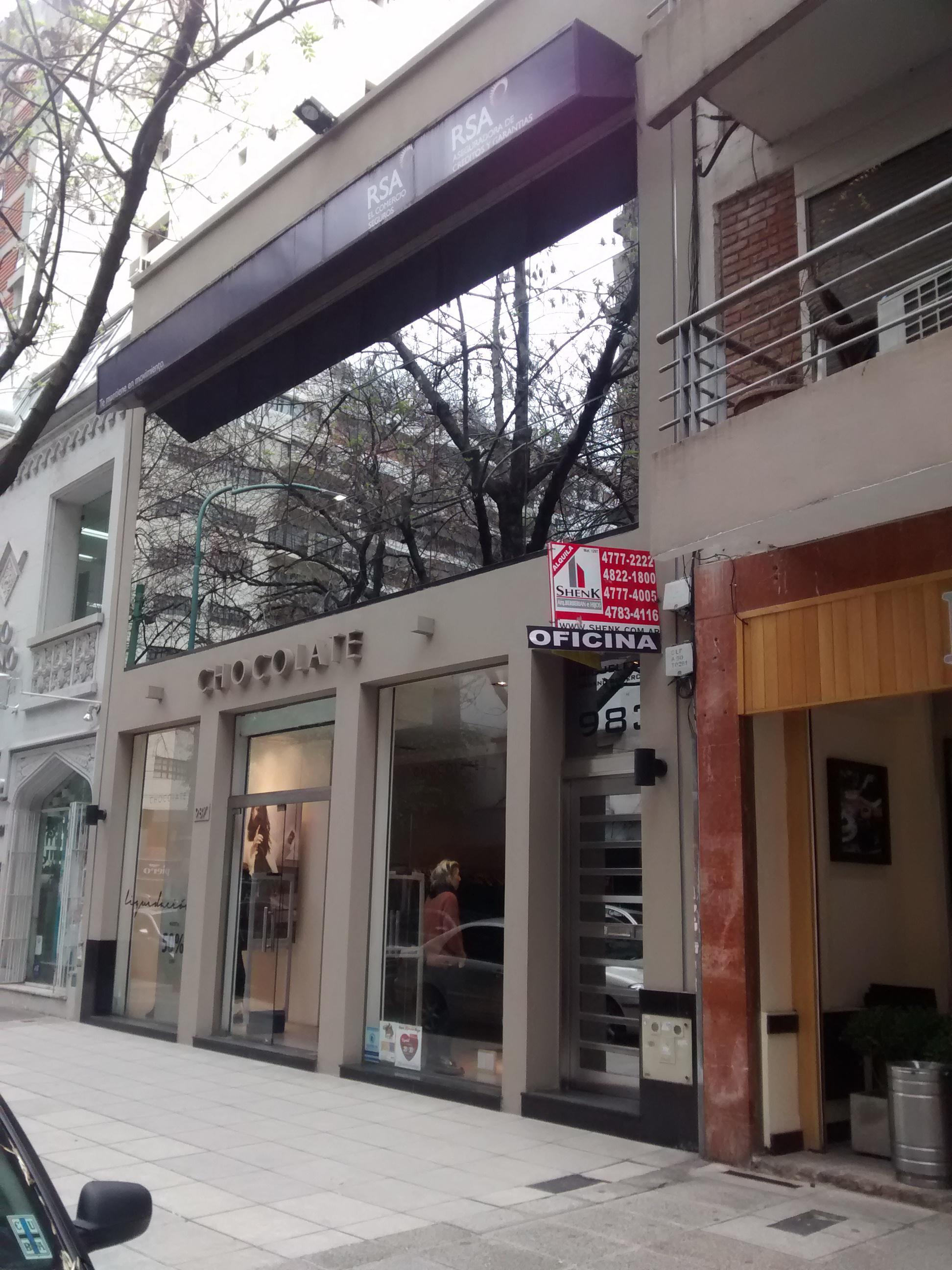 FotoOficina en Alquiler    en  Belgrano ,  Capital Federal  MIGUELETES 900