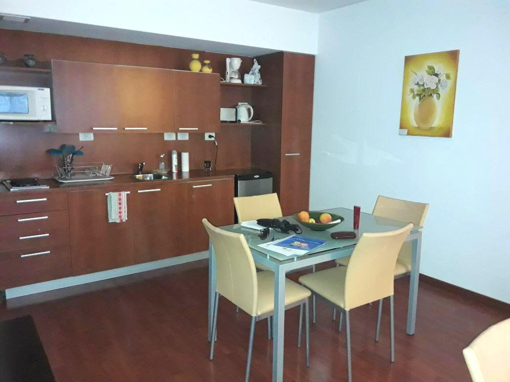 FotoDepartamento en Alquiler temporario |  en  Recoleta ,  Capital Federal  Juncal  al 2500