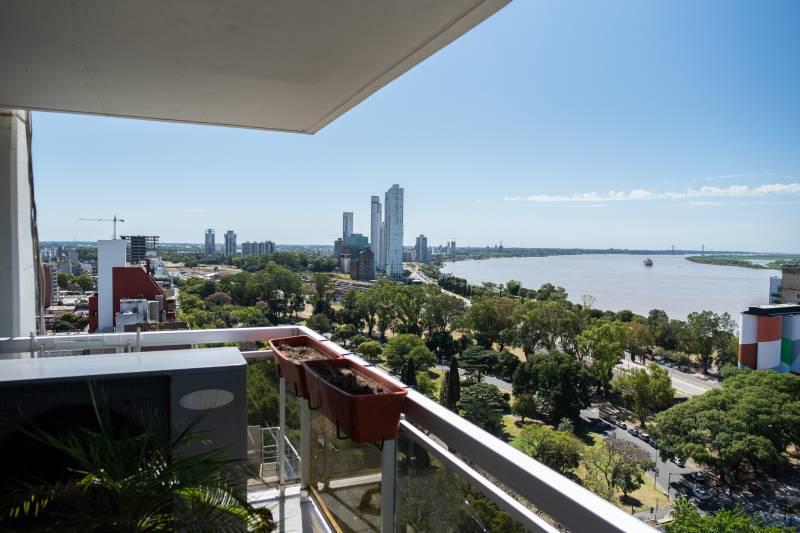 FotoDepartamento en Venta |  en  Centro,  Rosario  Piso Exclusivo 240m2 con Vista Río Increíble Construcción Pellegrinet