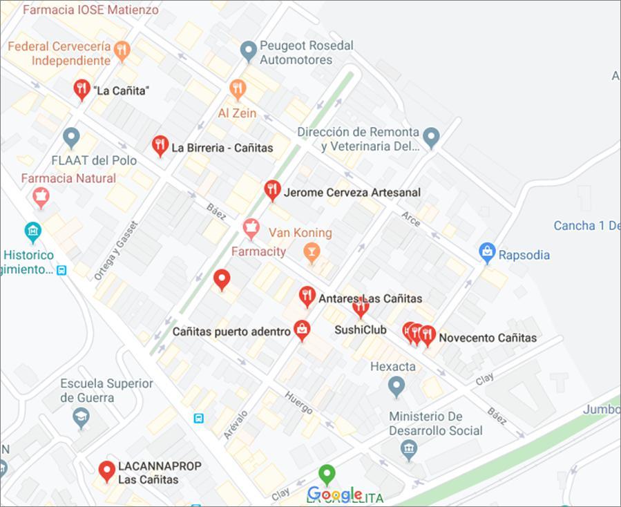 FotoTerreno en Venta |  en  Las Cañitas,  Palermo    Chenaut 1800 - Las Cañitas