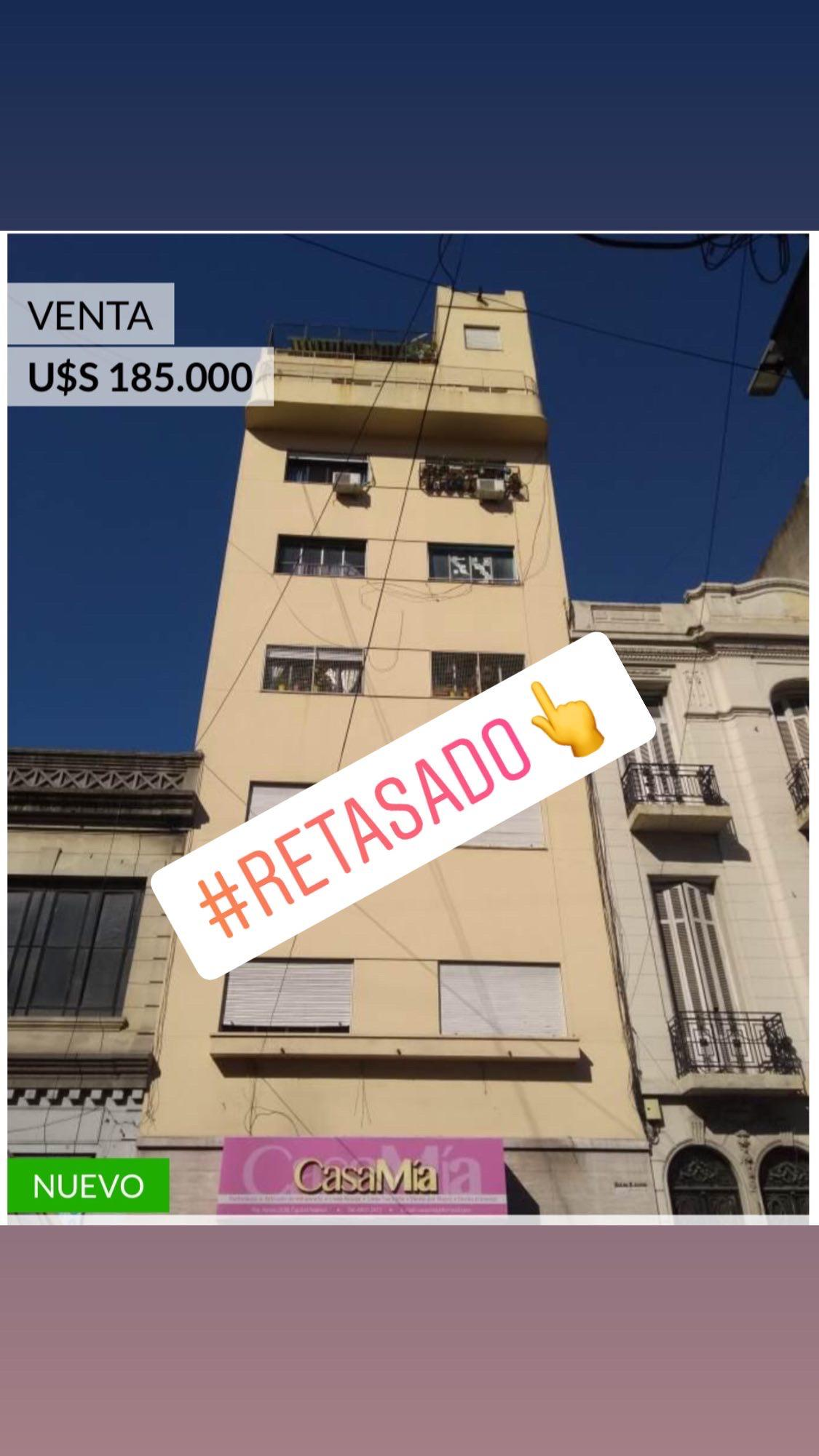 FotoDepartamento en Venta |  en  Balvanera ,  Capital Federal  Teniente General Juan Domingo Peron 2500