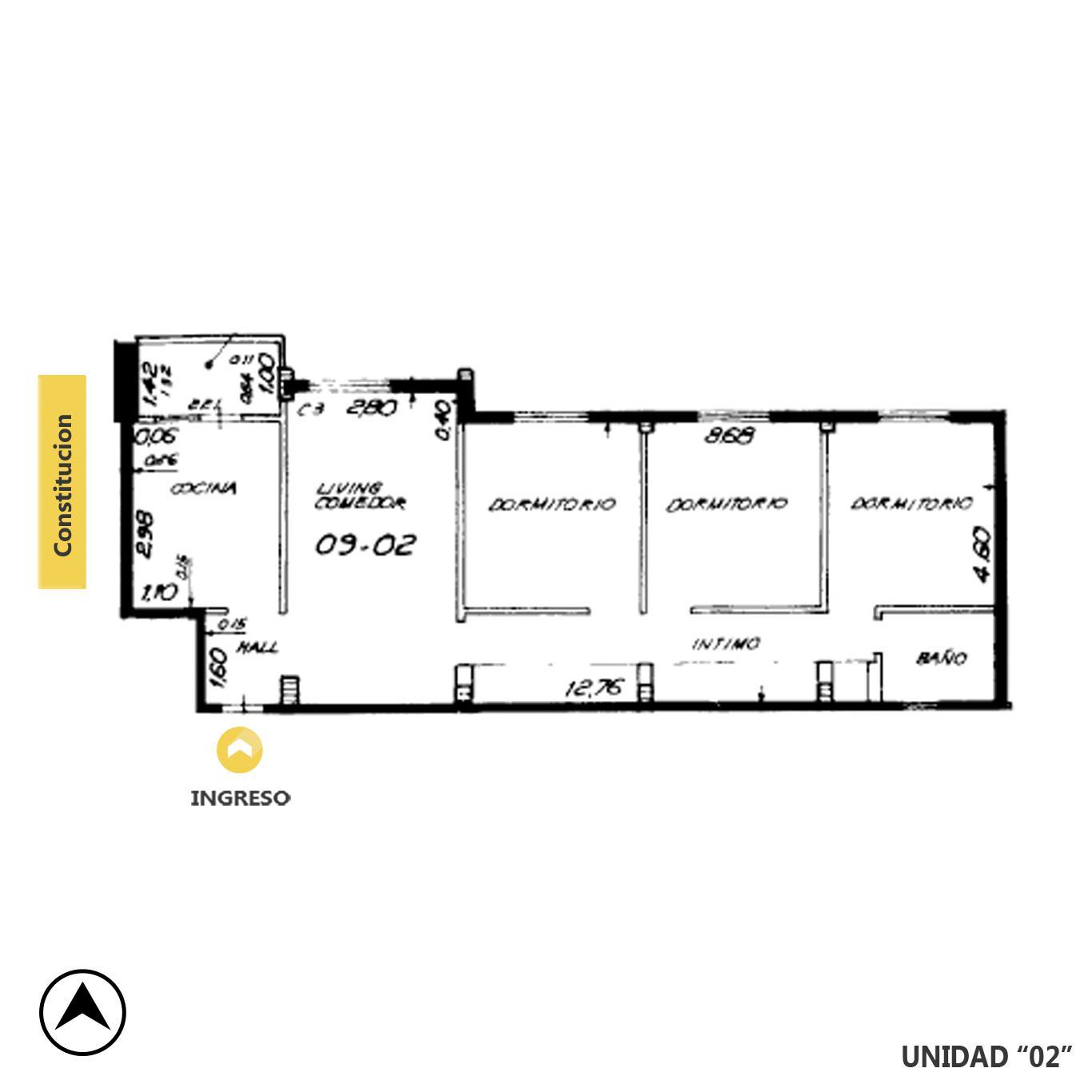Venta departamento 3 dormitorios Rosario, . Cod CAP2192881. Crestale Propiedades