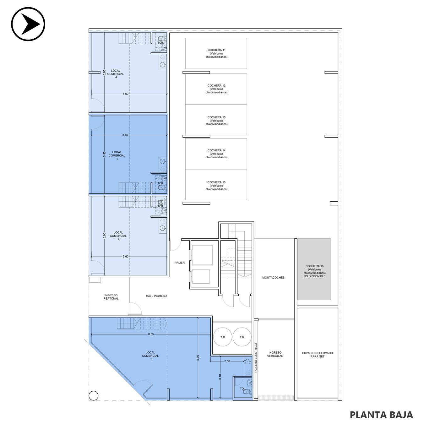 Venta departamento 1 dormitorio Rosario, República De La Sexta. Cod CBU24602 AP2290743. Crestale Propiedades