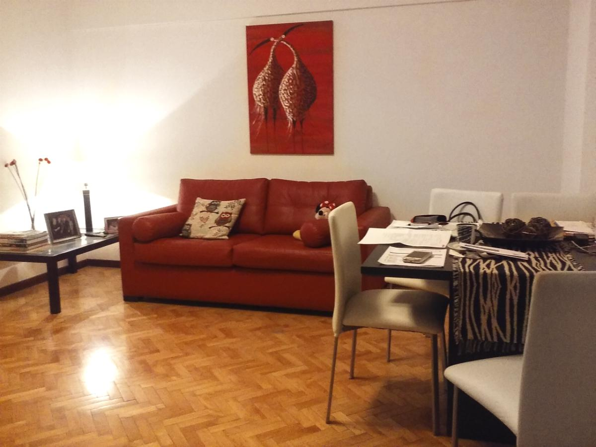 FotoDepartamento en Venta |  en  Barrio Norte ,  Capital Federal  Av. Santa Fe al 3400 8º