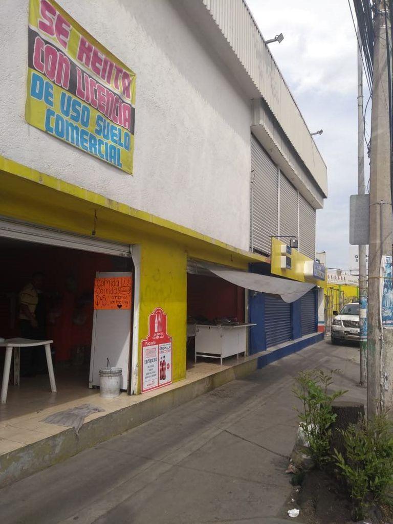 FotoLocal en Renta |  en  San Mateo Cuautepec,  Tultitlán  Av Lopez Portillo