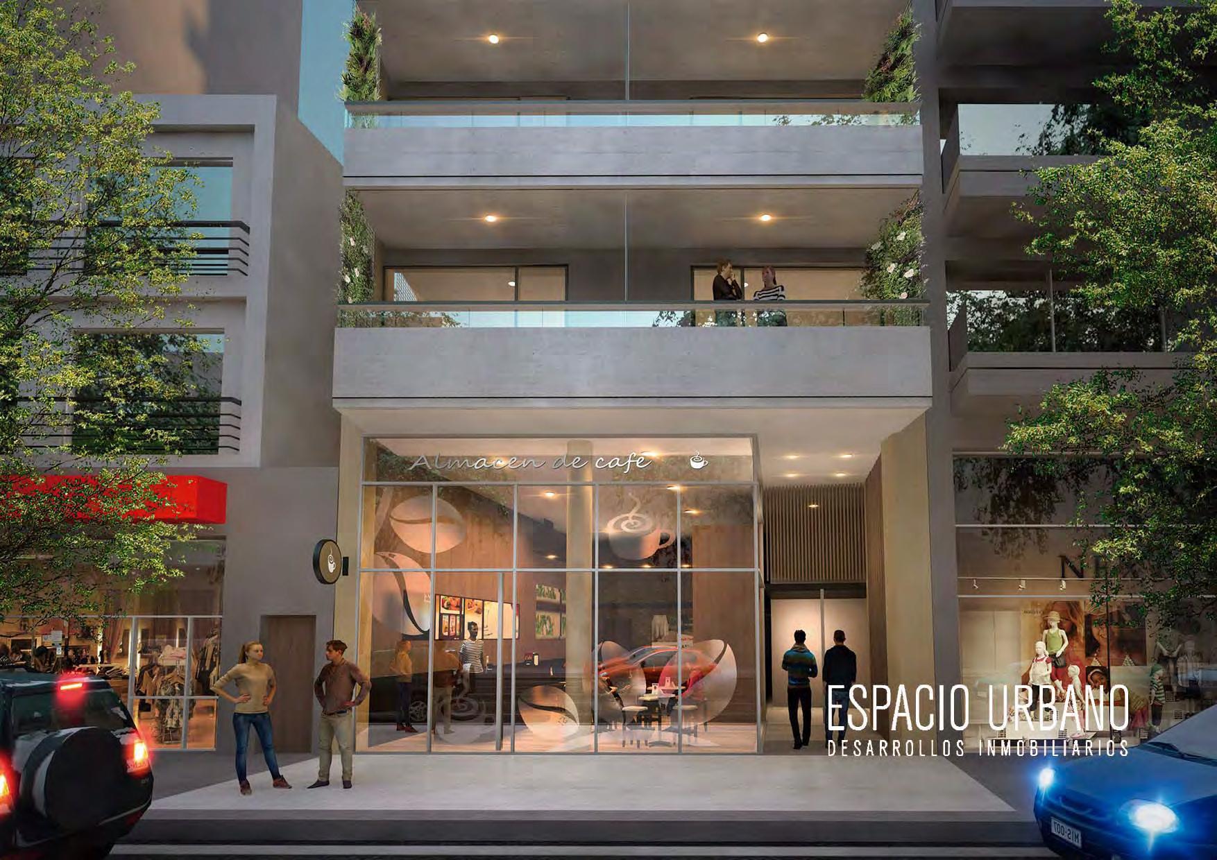FotoDepartamento en Venta |  en  Palermo ,  Capital Federal  cordoba  al 5100 PB D