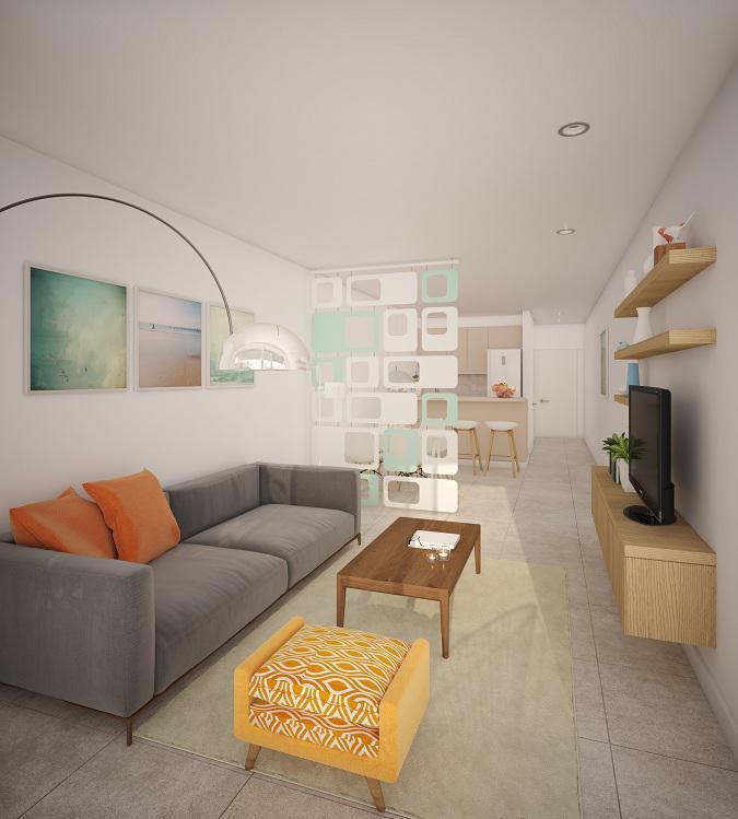 FotoDepartamento en Venta |  en  Palermo Hollywood,  Palermo  Av Santa Fe 5200 - Estudio - Monoambiente