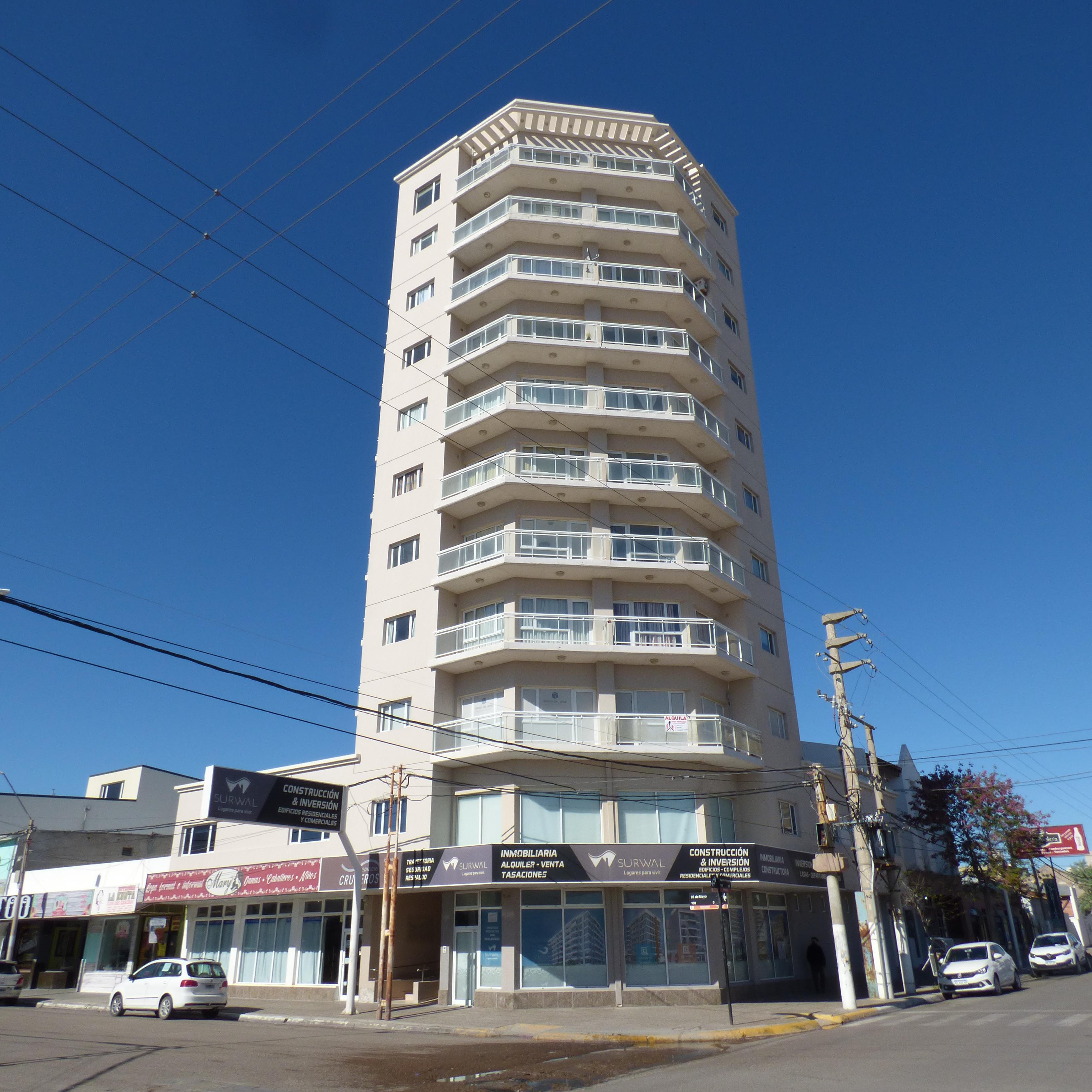 FotoDepartamento en Venta |  en  Puerto Madryn,  Biedma  25 de Mayo 11 - Ed. Cruceros 3°