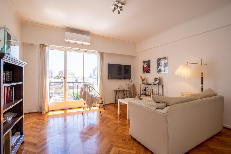 FotoDepartamento en Venta |  en  Belgrano ,  Capital Federal  JOSE HERNANDEZ 2400, 7º - BELGRANO