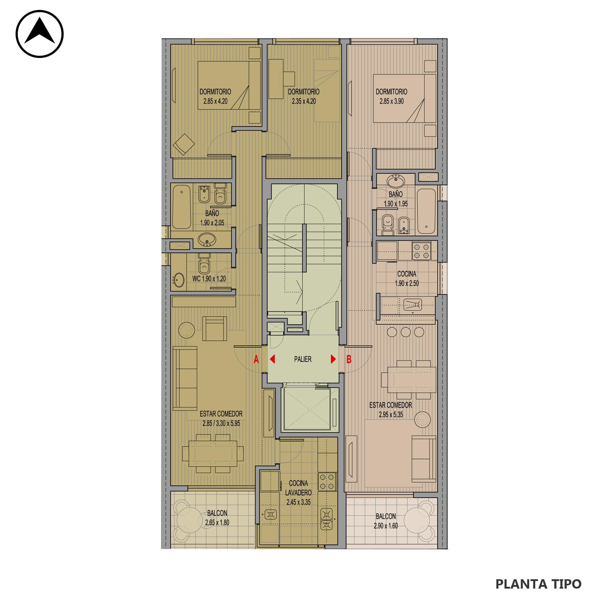 Venta departamento 1 dormitorio Rosario, Centro. Cod CAP2133444. Crestale Propiedades