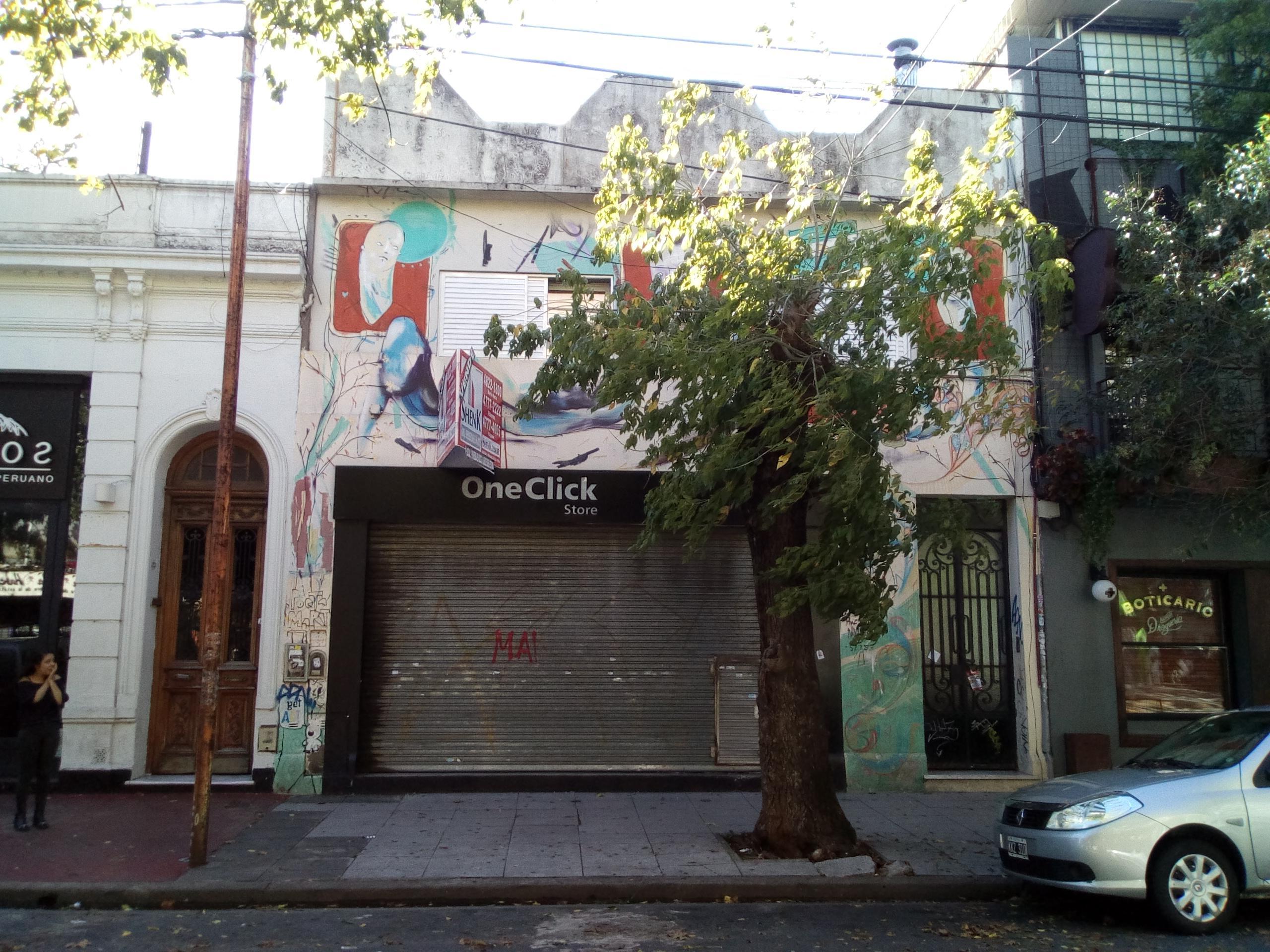 Foto Local en Venta    en  Palermo ,  Capital Federal  Honduras al 5200