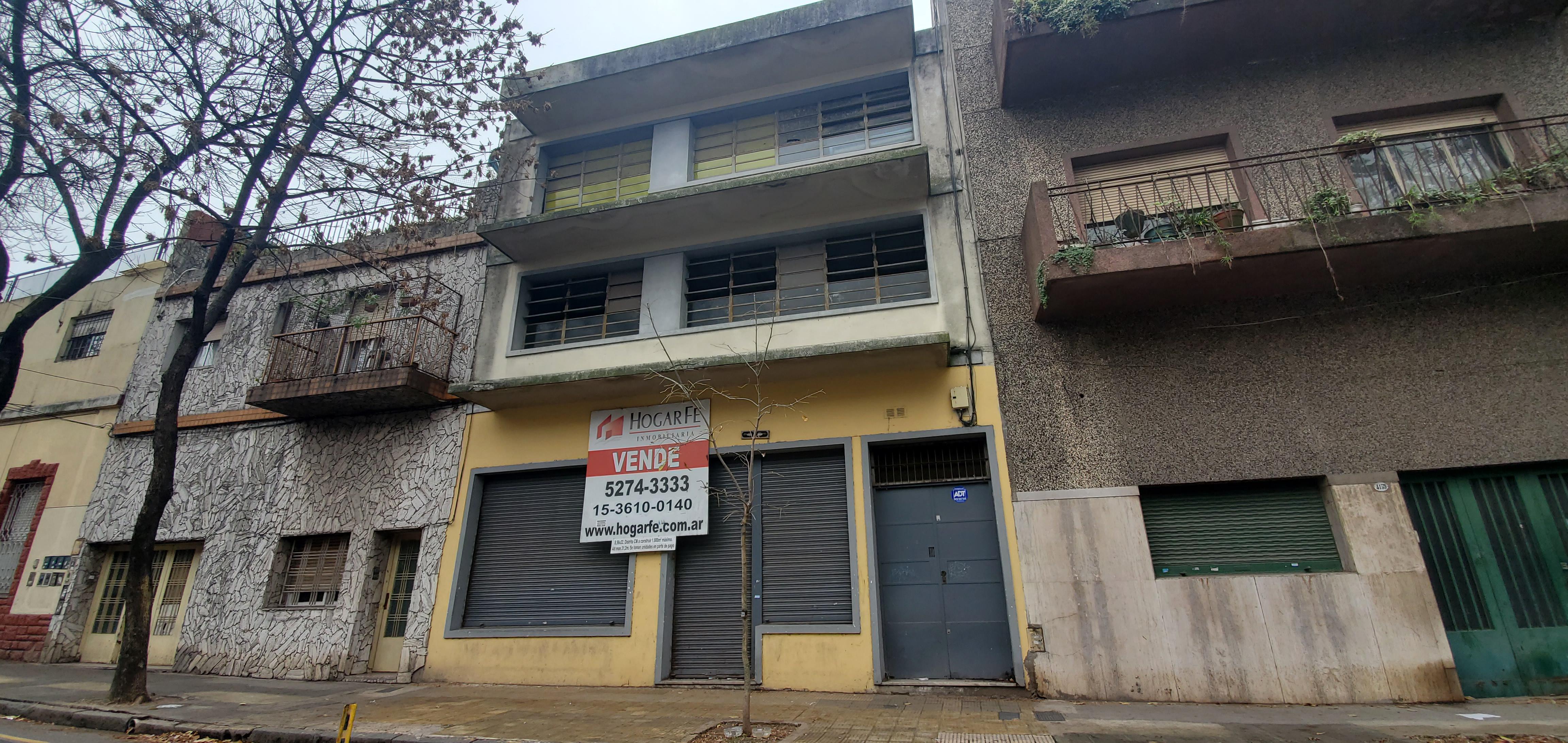 FotoTerreno en Venta |  en  Boedo ,  Capital Federal  ESTADOS UNIDOS 4100