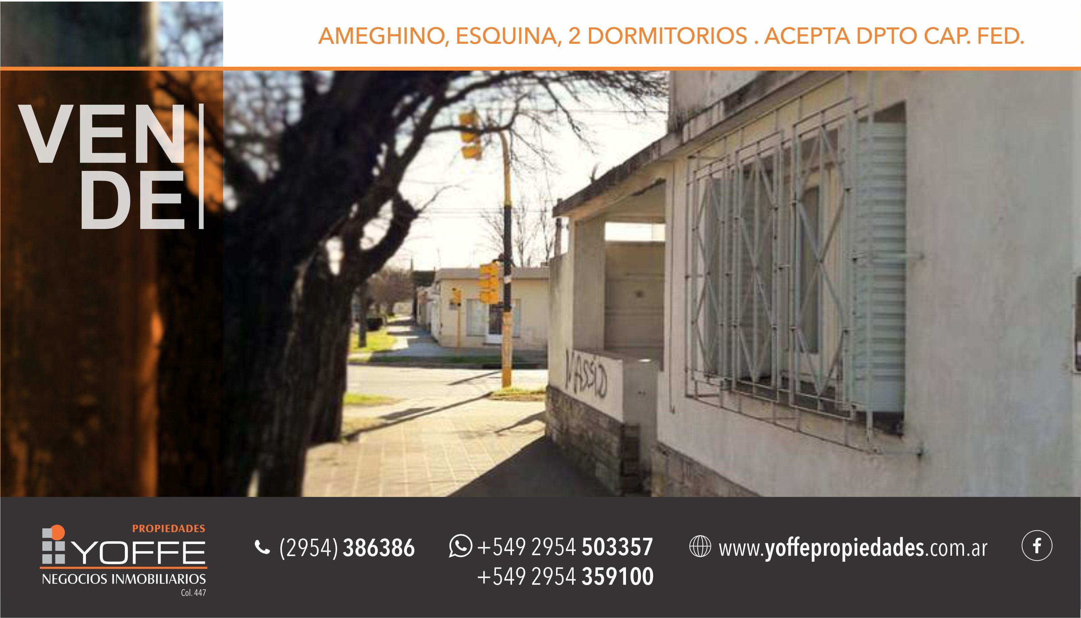 FotoCasa en Venta    en  Villa Santillán,  Santa Rosa  José Ingenieros al 800