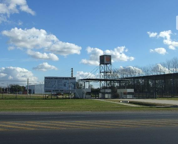 FotoGalpón en Alquiler |  en  Moreno ,  G.B.A. Zona Oeste  Ruta 24 y Ruta 25