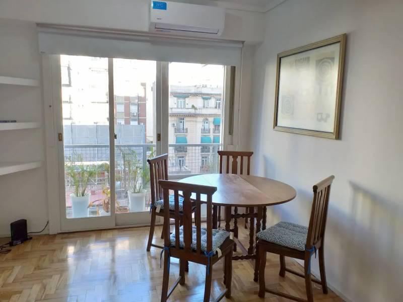 FotoDepartamento en Alquiler |  en  Barrio Norte ,  Capital Federal  Avda Santa Fe al 2500