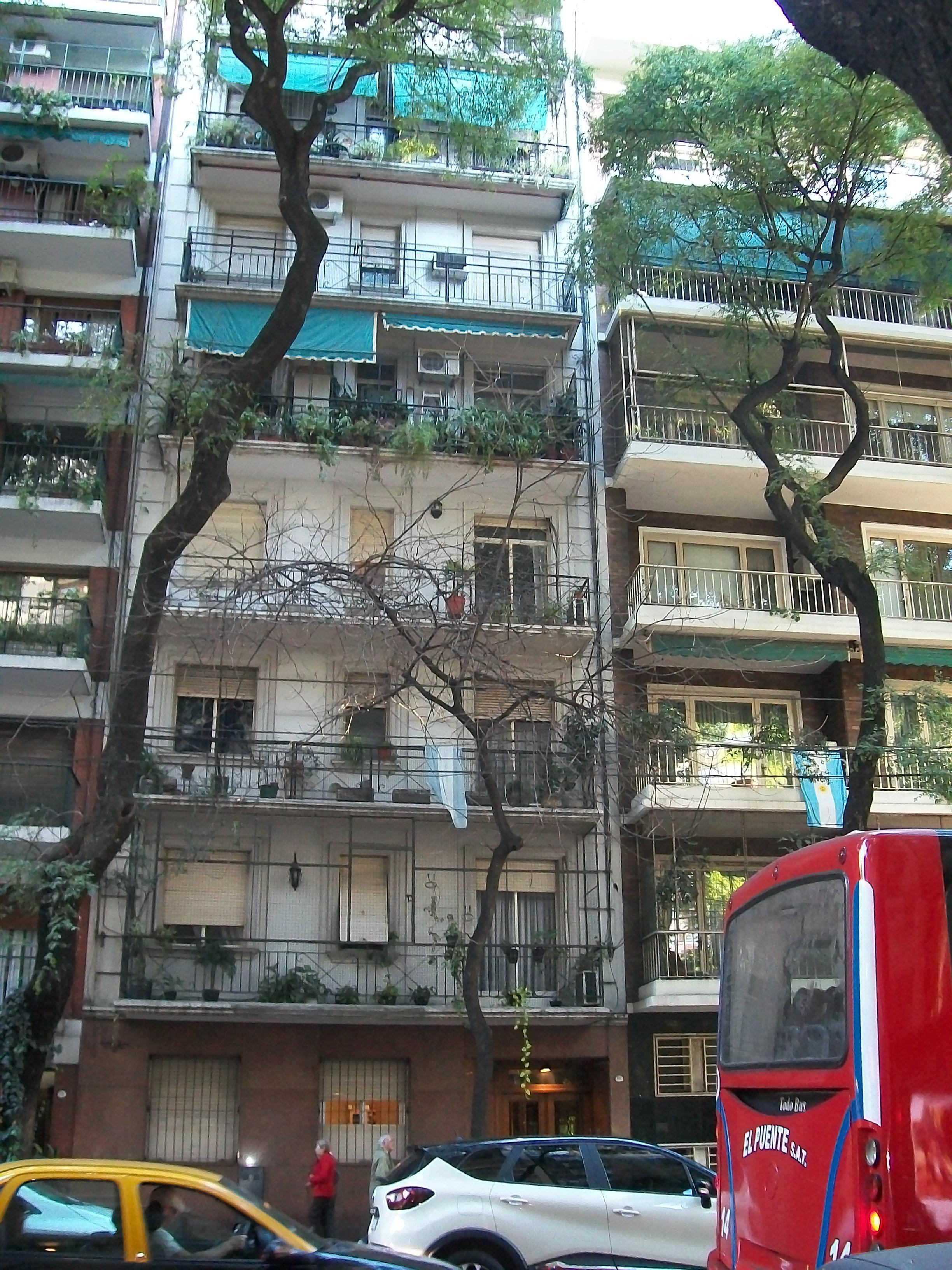 FotoDepartamento en Venta |  en  Barrio Norte ,  Capital Federal  Coronel Díaz al 1700 7º