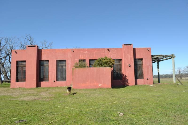 FotoCampo en Venta |  en  Vagues,  San Antonio De Areco  Juan Manuel de Rosas S/N al 2700