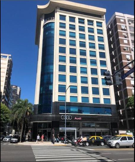 Excelente oficina en Belgrano!