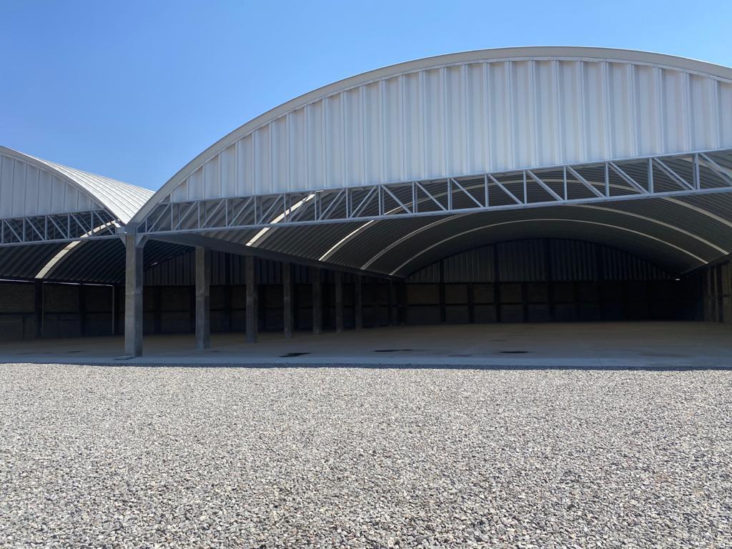 FotoBodega Industrial en Renta |  en  San Pedro Totoltepec,  Toluca  Bodega Industrial en Renta