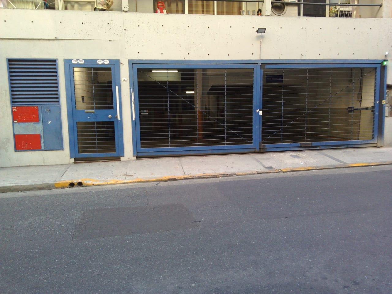FotoCochera en Venta | Alquiler |  en  Microcentro,  Centro (Capital Federal)  Bartolomé Mitre al 1200 entre Libertad y Talcahuano