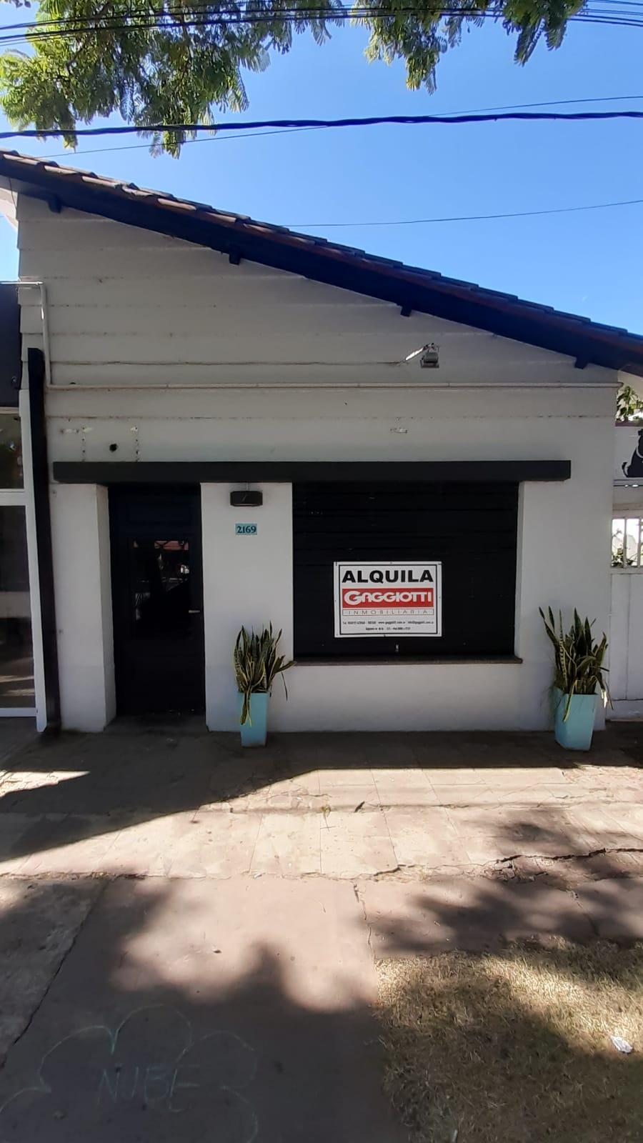 Av. Santa Fe n°2169 - Gaggiotti Inmobiliaria cuenta con más de 50 años desde que se inicio en el negocio de los servicios inmobiliarios.