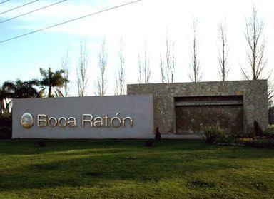 FotoTerreno en Venta |  en  Boca Raton,  Countries/B.Cerrado (Pilar)  Ruta 25 Km. 12 Esquina Ruta 24