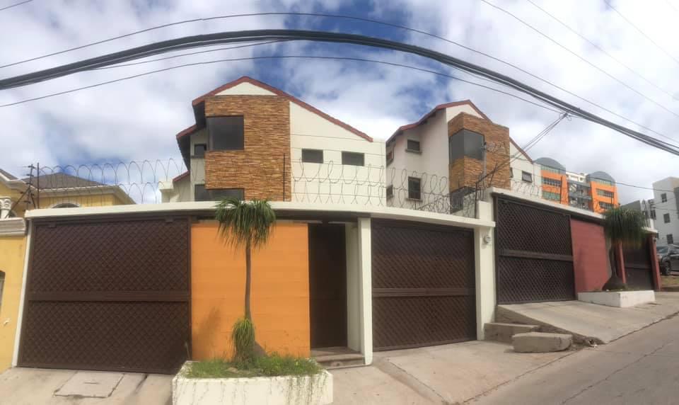 FotoCasa en Renta |  en  Castaños Sur,  Tegucigalpa  Casa En Renta Res. El Trapiche Circuito Cerrado Teguicgalpa