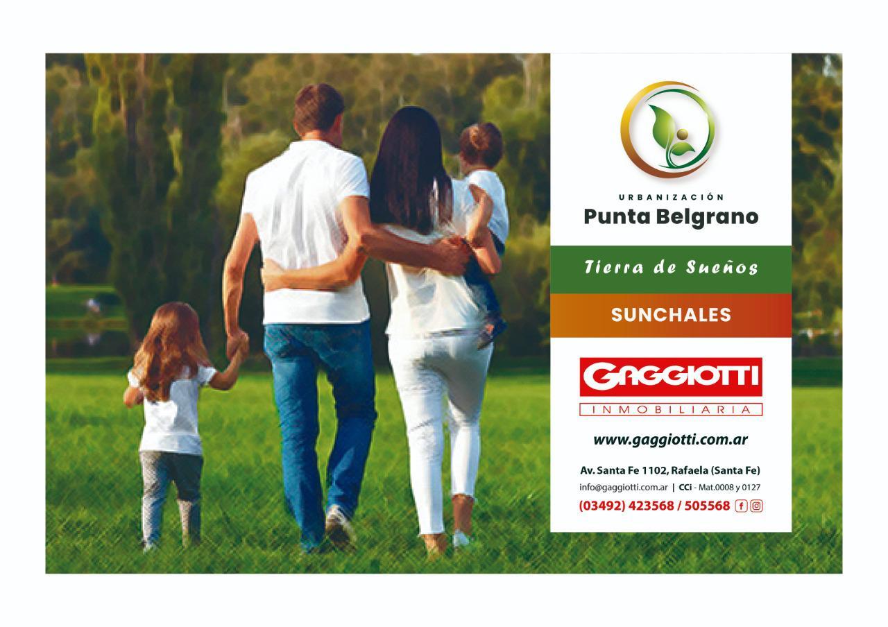 Loteo Punta Belgrano - Gaggiotti Inmobiliaria cuenta con más de 50 años desde que se inicio en el negocio de los servicios inmobiliarios.