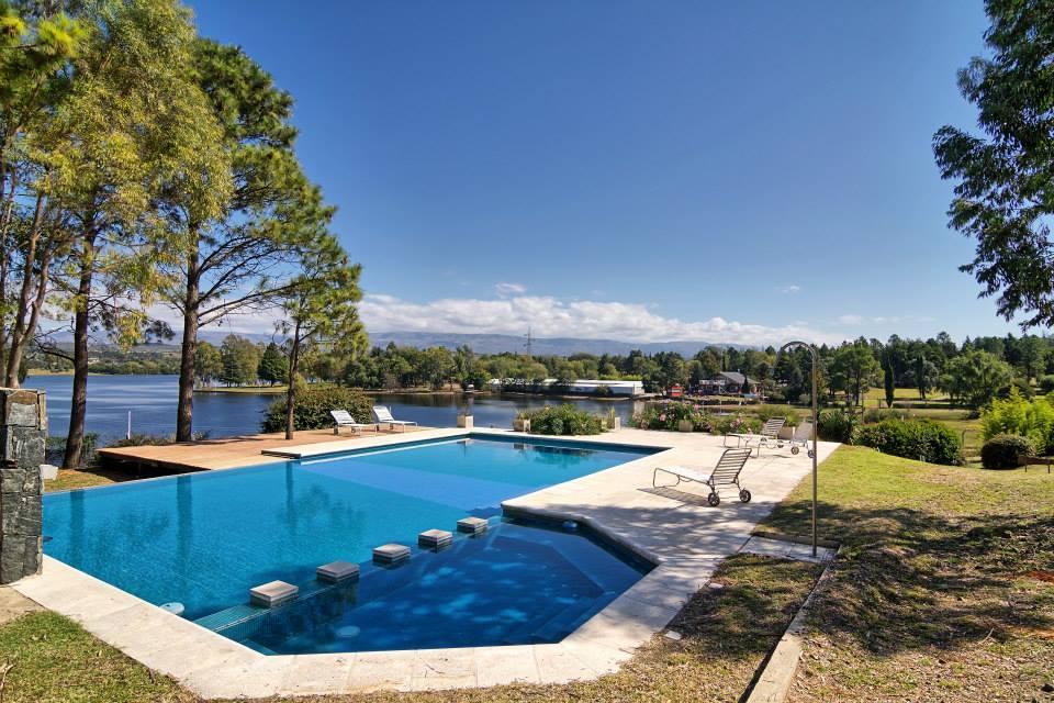 FotoTerreno en Venta |  en  Villa Ciudad De America,  Santa Maria  Lago Los Molinos Lote 13A Valle Azul Country Club