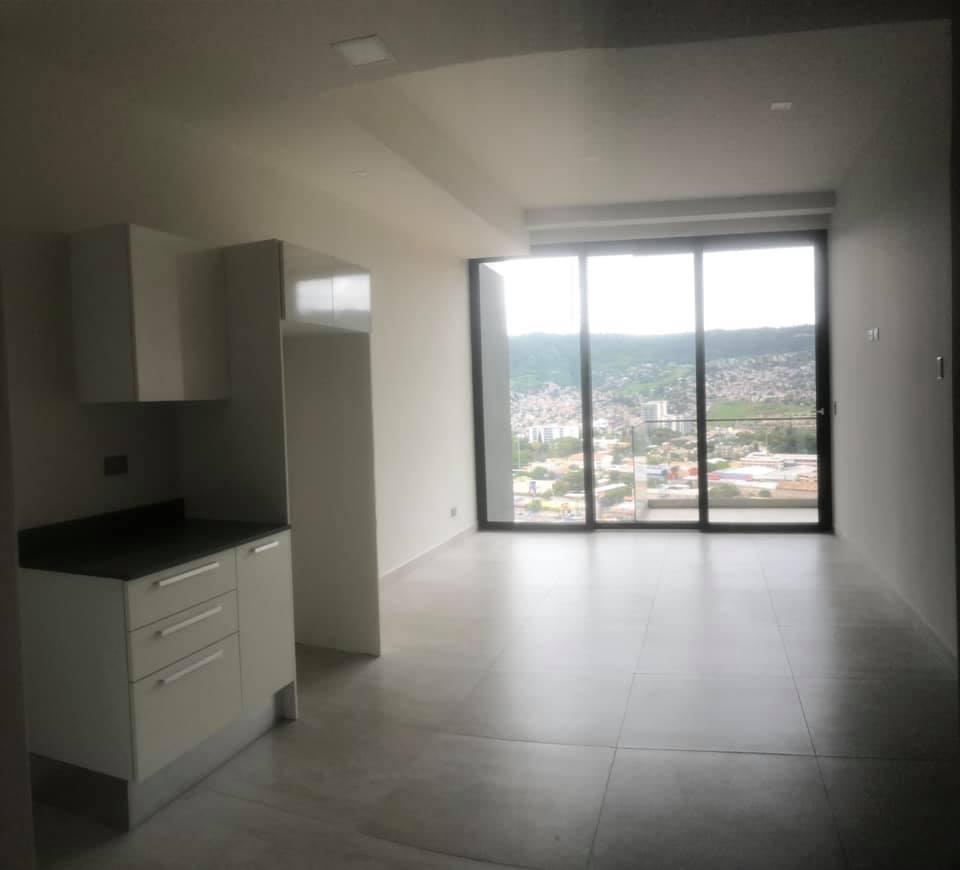 FotoDepartamento en Renta |  en  La Cumbre,  Tegucigalpa  Torre Aria Apartamento En Renta 1 Habitación  Res. La Cumbre Tegucigalpa